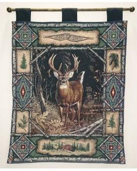 Гобелен Благородный олень