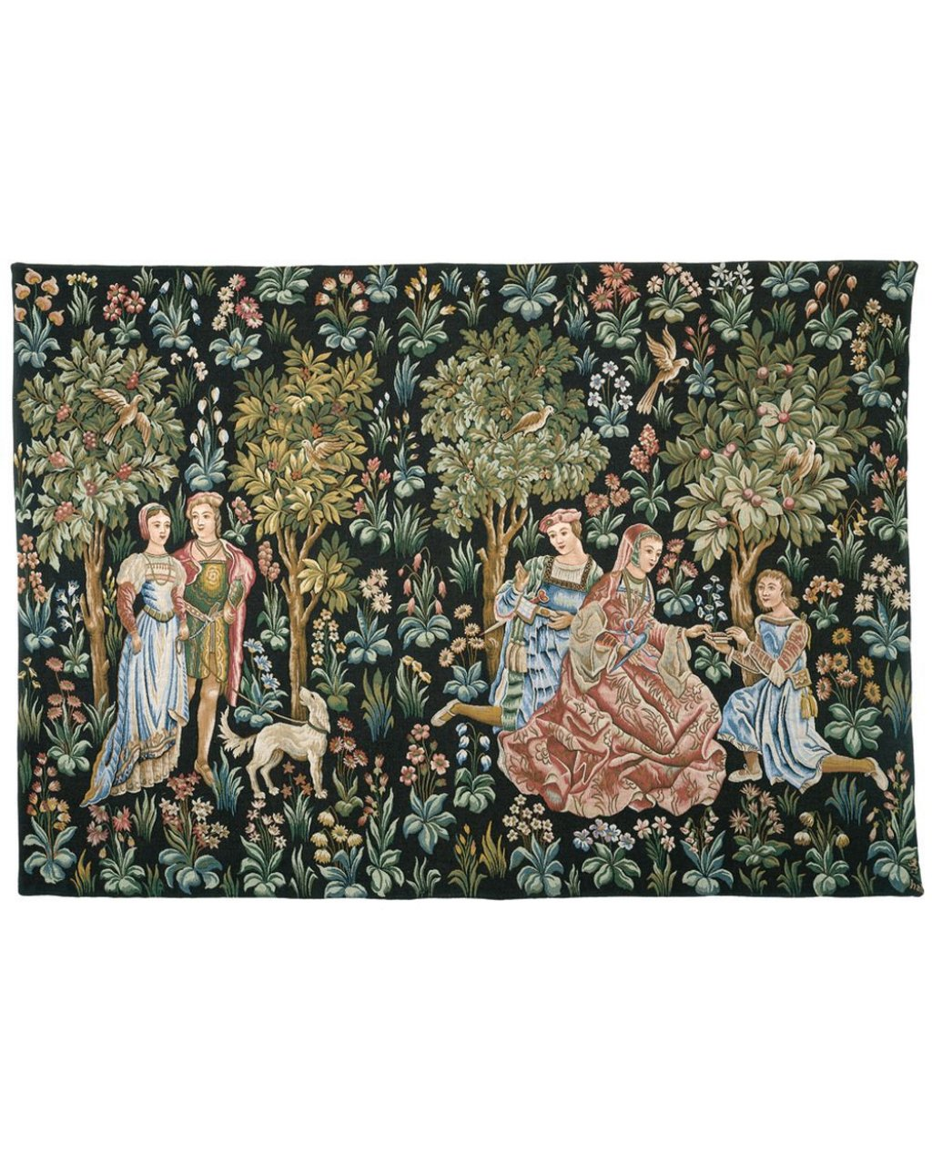 gobelin tapestries essay Gobelins handmade by elena zidaru tapestry is a textile surface built with a decorative purpose and utilitarian i was initiated in gobelin art 1981 in the.