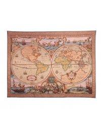 Гобелен Карта мира