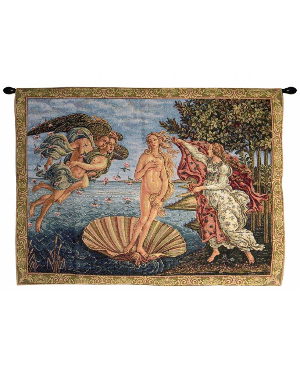 Гобелен Венера Боттичелли